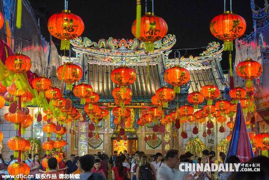Festa da Primavera da China torna-se globalizada e carrega valores universais