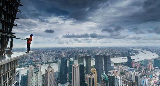 Arranha-céus em Shanghai inaugura pista de observação no 88º andar ao público