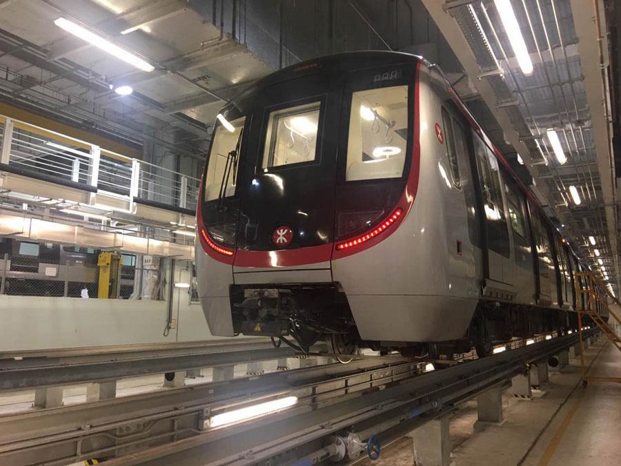 Hong Kong inaugurará a primeira linha de metrô sem motorista da China