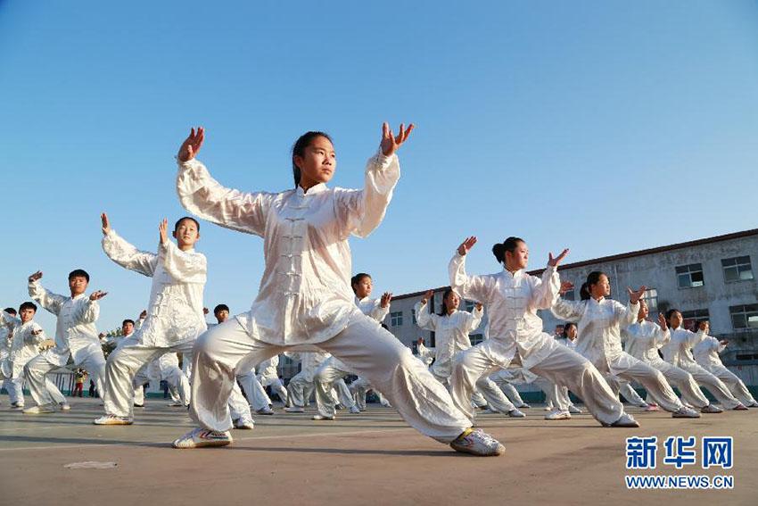 China propõe inclusão do Tai Chi na lista de patrimônio da UNESCO