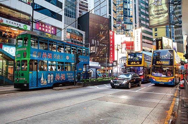 Ding Ding: a melhor forma de conhecer Hong Kong
