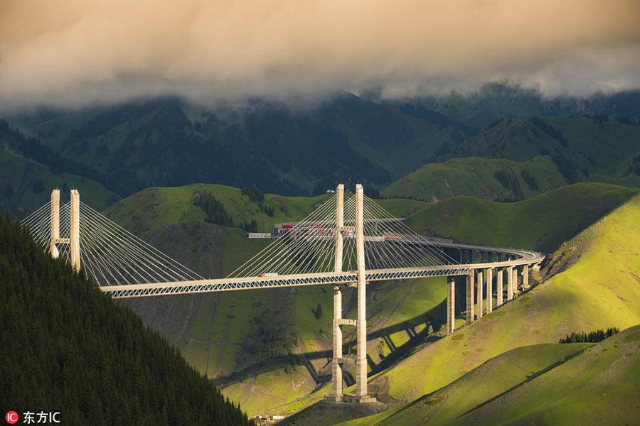 Galeria: Seis grandiosas pontes chinesas